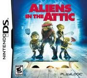 Aliens In The Attic Box Art