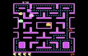 Ms. Pac-Man Atari 7800 Gameplay
