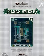Clean Sweep Box Art