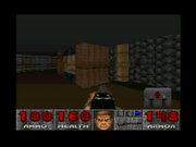 DOOM SNES Gameplay