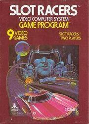 Slot Racer 2600 Box Art