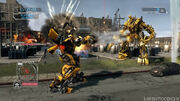 Transformers 2 360 Gameplay