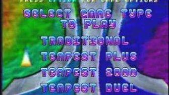 Classic Game Room reviews TEMPEST 2000 for Atari Jaguar