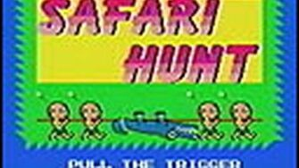 Classic Game Room HD - SAFARI HUNT for Sega Master System