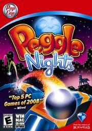 Peggle Nights Box Art