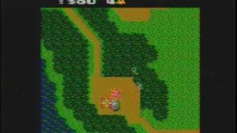 Classic Game Room reviews XEVIOUS for Atari 7800