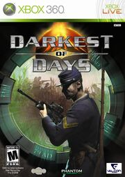 Darkest Of Days Box Art
