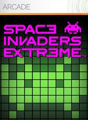 Space Invaders Extreme Box Art