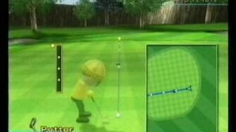 Classic Game Room HD - Wii SPORTS GOLF review