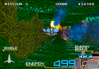 Galaxy Force 2 Gameplay