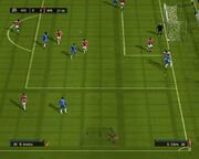 FIFA Soccer 10 Gameplay