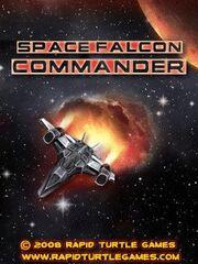 Space Falcon Commander Icon