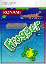 Frogger 360 Box Art