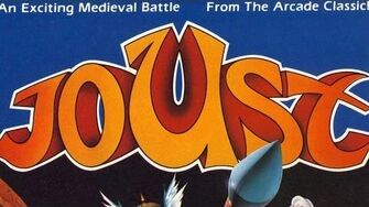 Classic Game Room HD - JOUST for Atari 5200 review