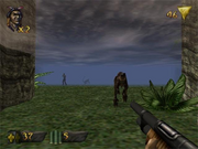 Turok Dinosaur Hunter Gameplay