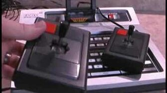 Classic Game Room - MAGNAVOX ODYSSEY 2 CONTROLLER review-0