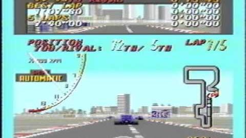 Classic Game Room - SUPER MONACO GP for Sega Genesis