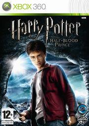 Harry Potter & The Half-Blood Prince Box Art