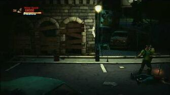 Classic Game Room HD - THE WARRIORS STREET BRAWL for XBLA review