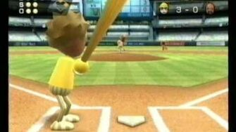 Classic Game Room HD - Wii SPORTS BASEBALL review