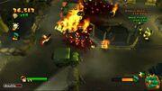 Burn, Zombie, Burn Gameplay