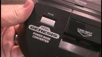 Classic Game Room HD - SEGA POWER BASE CONVERTER review