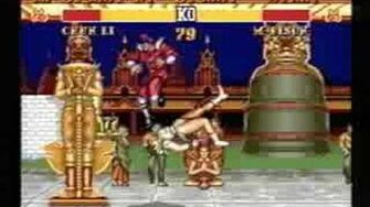 Classic Game Room HD - STREET FIGHTER 2 for Sega Genesis MD