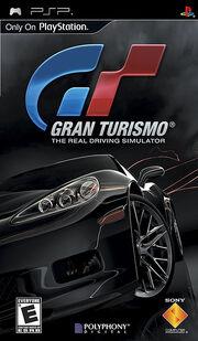 Gran Turismo PSP Box Art