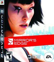 Mirrors Edge Box Art