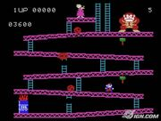 Donkey Kong Coleco Gameplay