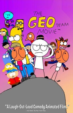File:The Geo Team Movie VHS.jpg