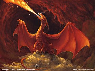Red Dragon - Digital