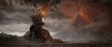 Sauron's downfall