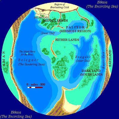 Arda Perfect map