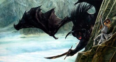 Glorfindel and Balrog