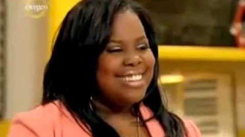 The Glee Project - Tenacity Promo 3 (Amber Riley)
