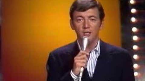 Bobby Darin sings beyond the sea