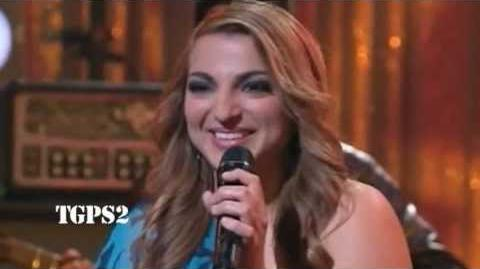 The Glee Project- Aylin- Rolling in the deep with judges
