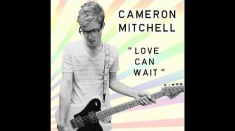 Love Can Wait - Cameron Mitchell