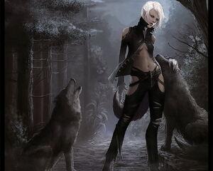 Wolf Mother Attire