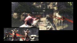 Shen's Escape Heavenly Sword