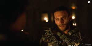 The 100 S4x10 - Roan