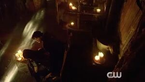 The 100 4x10 Die All, Die Merrily (Bellamy & Octavia)