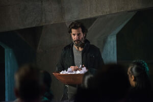 The 100 4x12 The Chosen - Kane pic 4