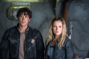 The Four Horsemen (Promo 5) (Bellamy and Clarke)