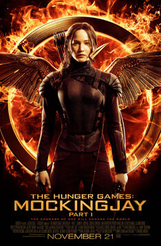 Mockingjay part 1 poster 2