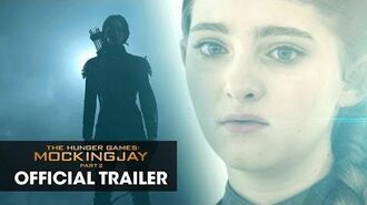 "The Hunger Games Mockingjay Part 2 Official Trailer – ""For Prim"""