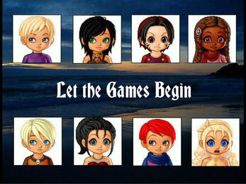 Let the games begin