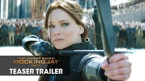 Mockingjay Part 2 – Teaser Trailer