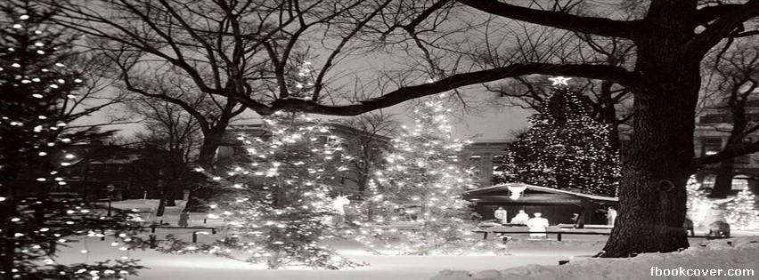 Cartoon-love-christmas-in-the-park-facebook-cover-hits-69030
